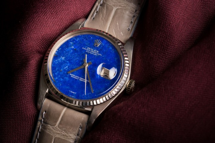 Rolex Datejust Lapis Lazuli: It Is All About The Dial