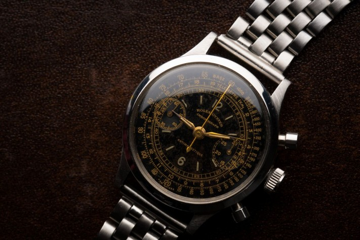 Rolex Ref. 3525: The WWII Chronograph