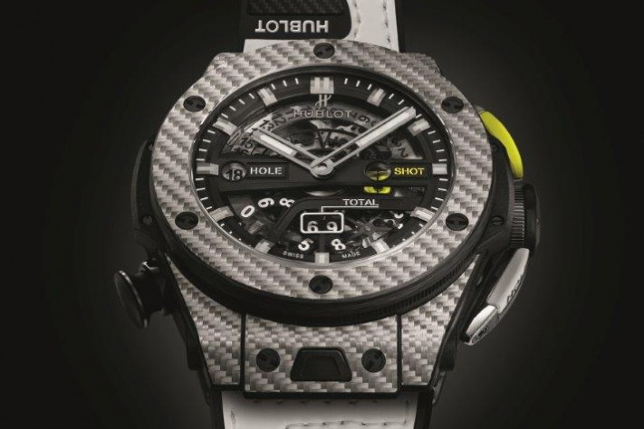 Hublot And Dustin Johnson Debut Golf's Ultimate Watch: Big Bang Unico Golf