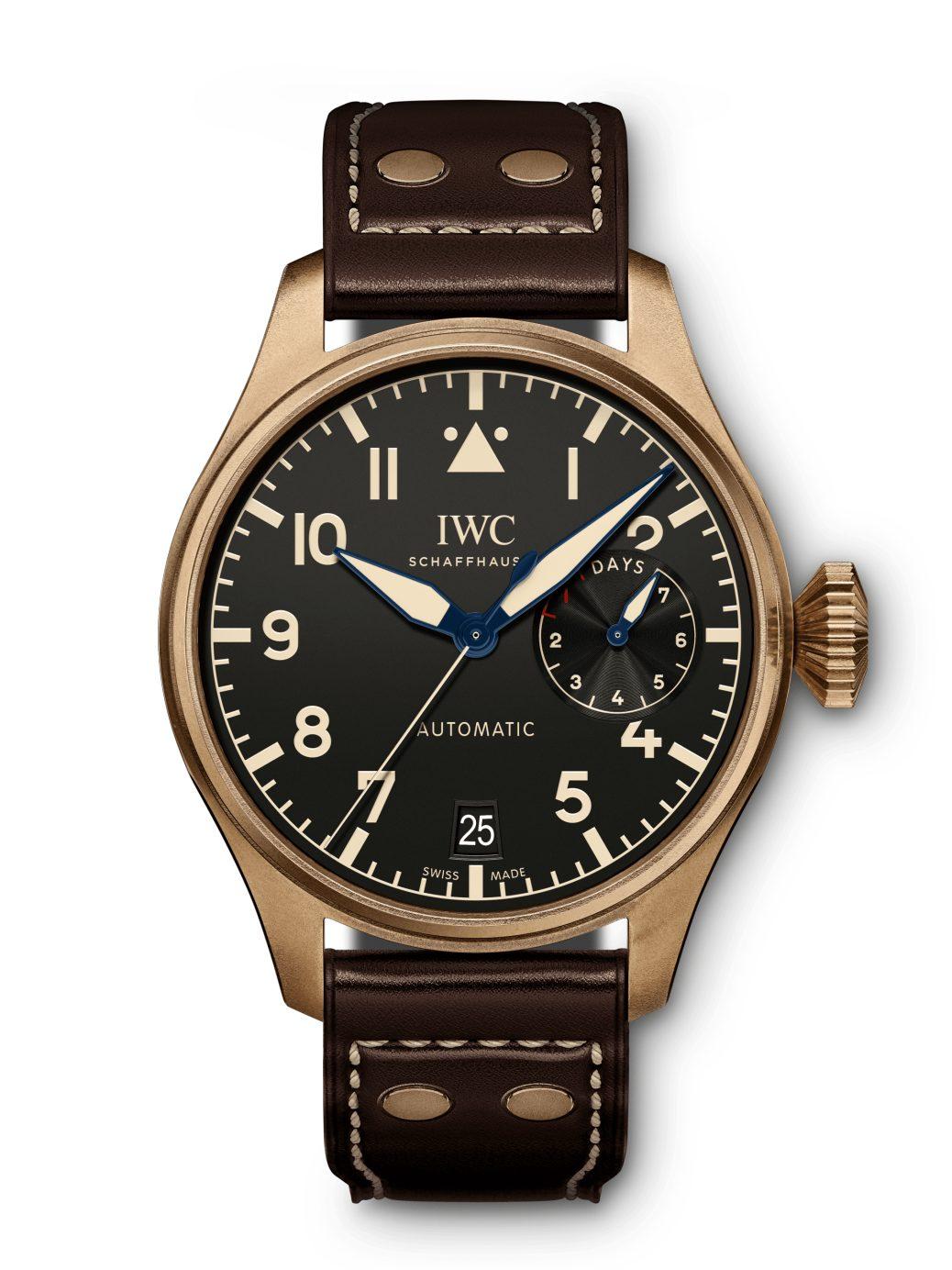 IWC Big Pilot's Watch Heritage Bronze