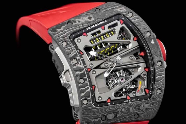 Richard Mille Innovates Again: Introducing The New RM 70-01 Tourbillon Alain Prost