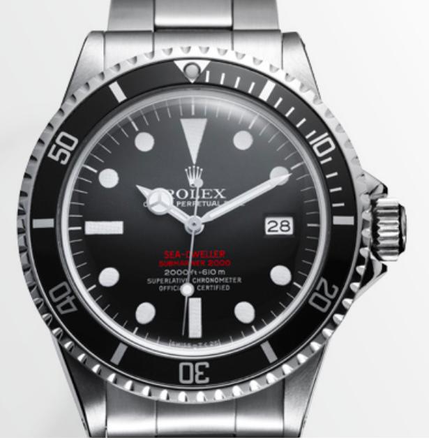 Rolex Sea-Dweller 1967