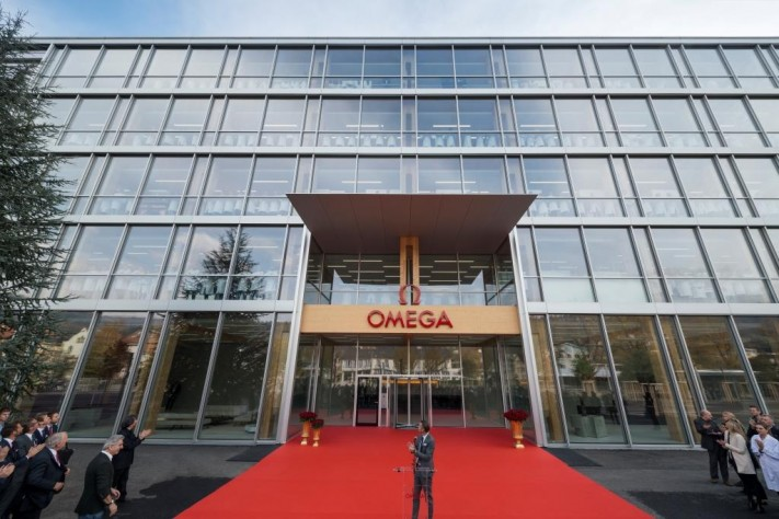 OMEGA Leads Watchmaking Innovation With New Swiss Factory