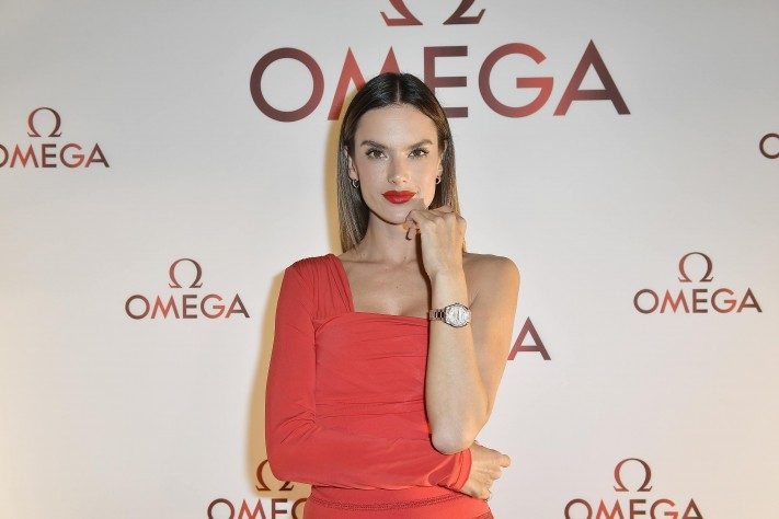 Inside Omega's Aqua Terra Miami Launch With Alessandra Ambrosio