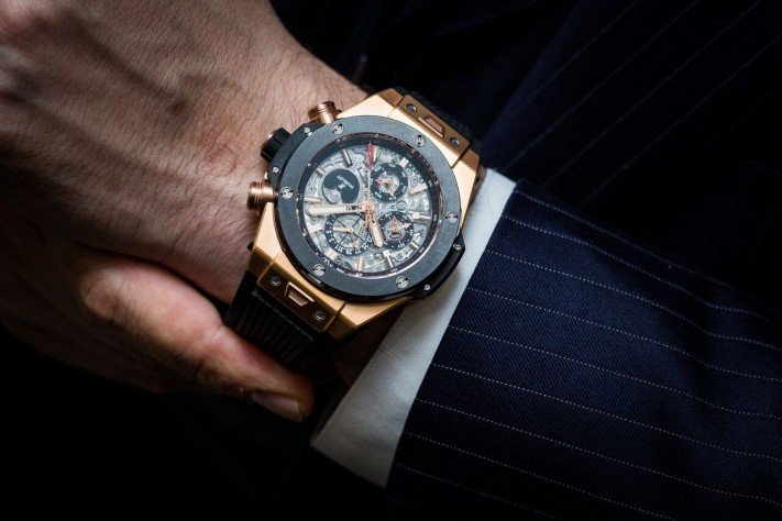 Haute Complication: Hublot Big Bang Unico Perpetual Calendar