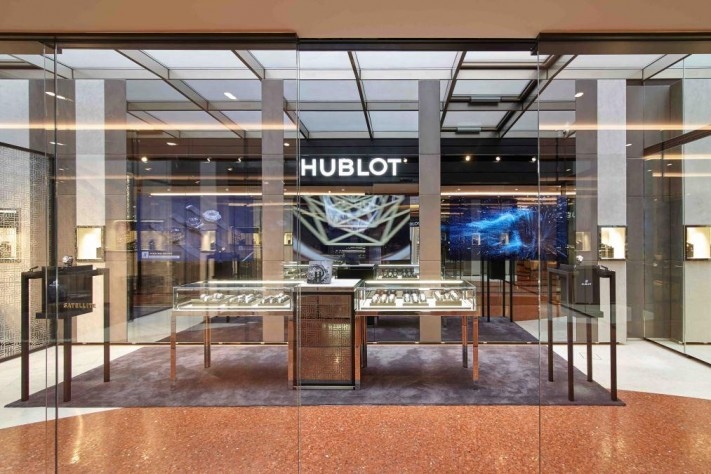 Hublot Opens Third Boutique In Italy With Special Art Of Fusion Exhibit
