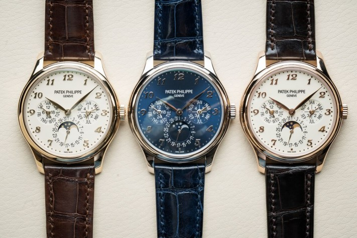 Haute Complication: Patek Philippe Perpetual Calendar Reference 5327