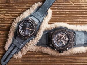 Hublot Presents His And Hers Big Bang Alps Timepieces