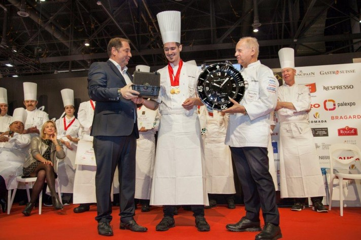 Blancpain Keeps Time At 2018 Bocuse D'Or Switzerland Culinary Competition