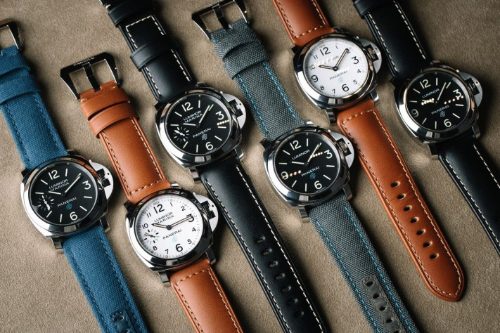 SIHH 2018: Panerai Redefines Entry-Level With New Luminor Logo