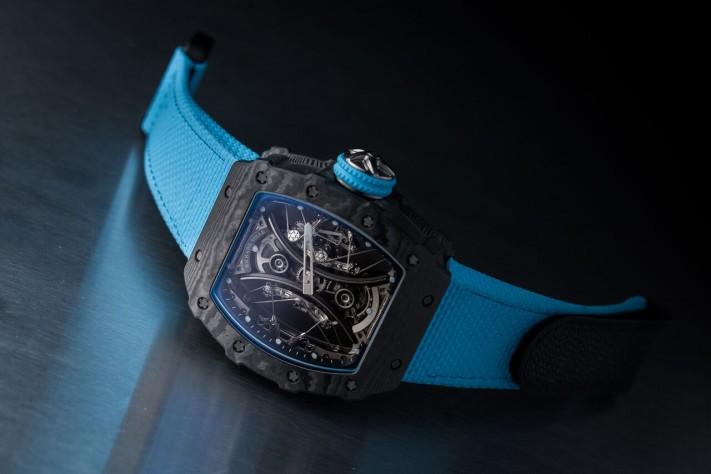 SIHH 2018: Richard Mille Launches New RM 53-01 Tourbillon Pablo Mac Donough