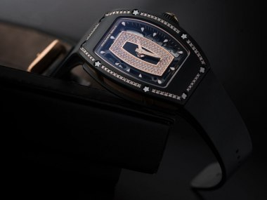 Diamond Watches Fit For A Dame