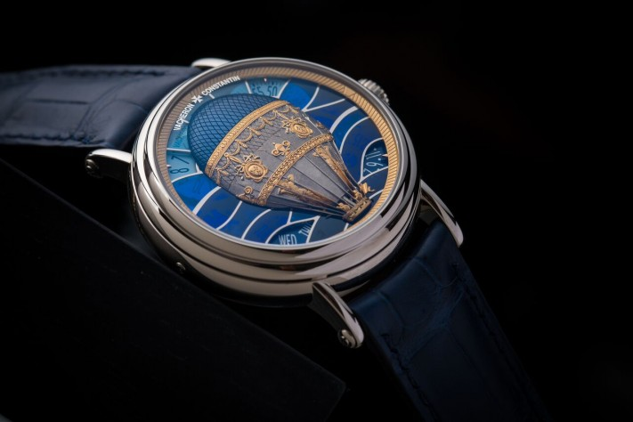 The Blue Dials Of SIHH 2018