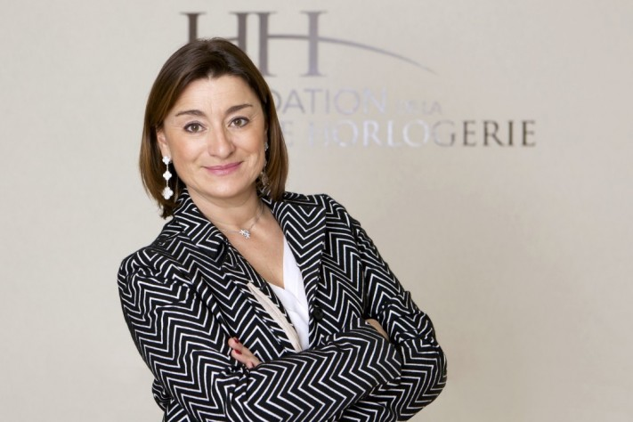 One-On-One With Fondation De La Haute Horlogerie's Chairwoman Fabienne Lupo