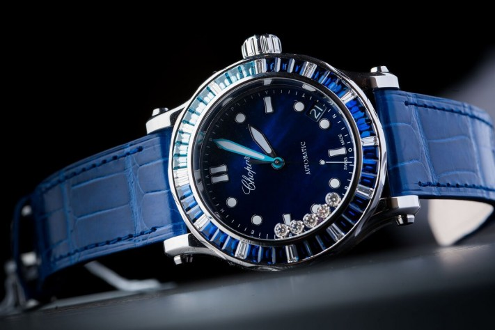 Chopard Happy Ocean: Playing Tough, While Being Beautiful