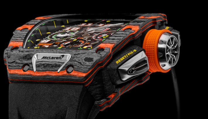 Richard Mille Releases RM 11-03 McLaren Automatic Flyback Chronograph