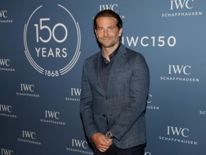 Bradley Cooper Takes Center Stage As IWC's New Ambassador At 150th Birthday Extravaganza