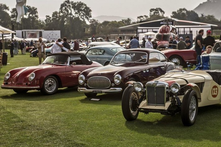 The Quail, A Motorsports Gathering To Present Over 200 Rare Motorcars, Exceptional German Vehicles