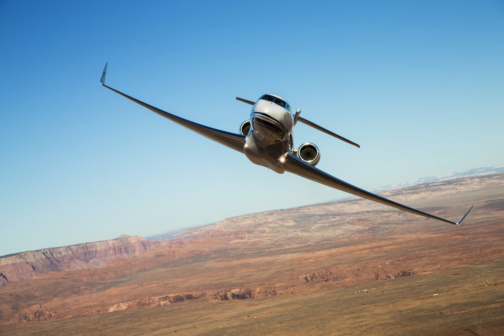 17.Gulfstream_G650_Aerial - Haute Living - United States-min