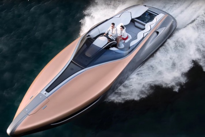 Top Five Of The Most Astounding Car/Boat Collaborations