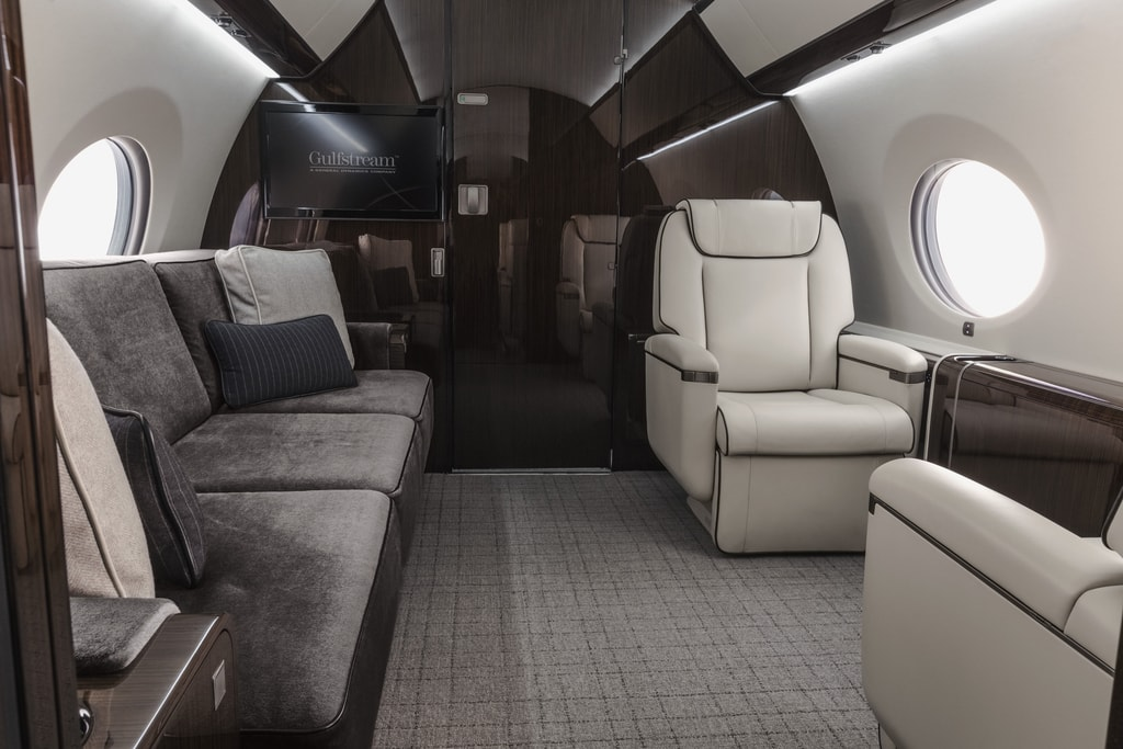 23.Gulfstream_G650_Interior - Haute Living - United States-min