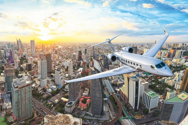 Gulfstream G650ER: An Impressive Business Jet Reaching New Heights