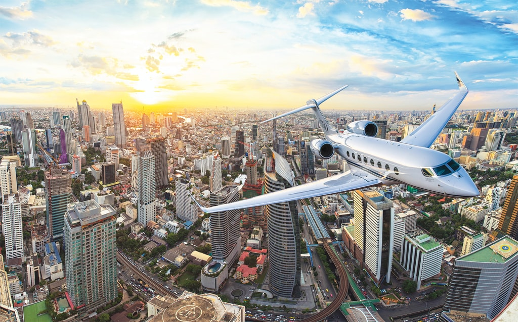 3.Gulfstream_G650_Aerial - Haute Living - United States-min