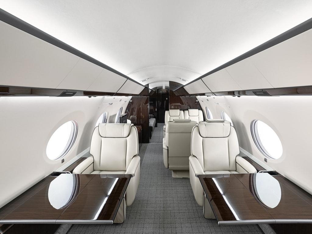 33.Gulfstream_G650ER_Interior - Haute Living - United States-min