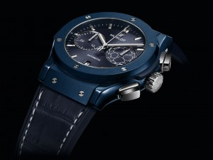 Hublot Debuts Official Licensed Watch Of UEFA Champions League