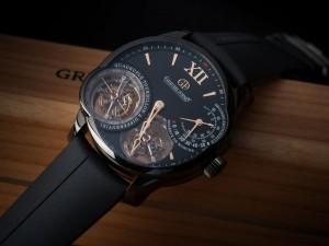 Haute Complication: Greubel Forsey Quadruple Tourbillon Black
