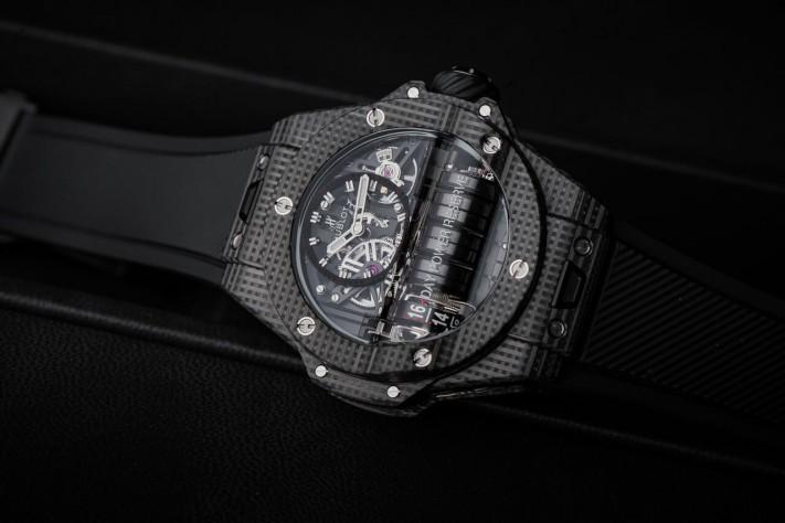 Haute Complication: Hublot Big Bang MP-11 3D Carbon