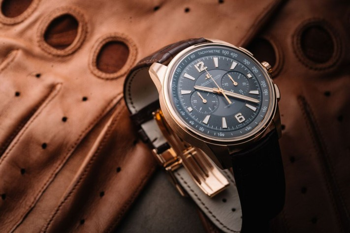 Watch Of The Week: Jaeger-LeCoultre Polaris Chronograph