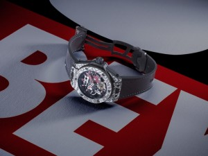 Hublot Launches Big Bang Meca-10 With World-Renowned Artist Shepard Fairey With Los Angeles Party