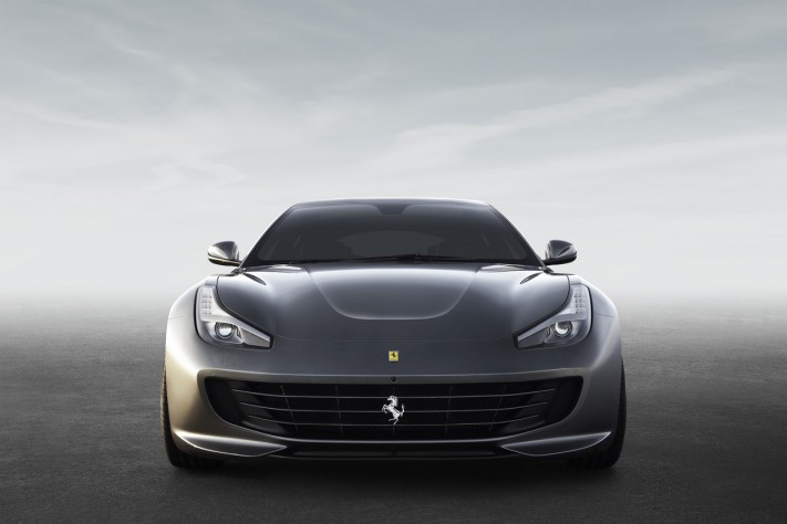 Ferrari GTC4Lusso: Luxury, All-Wheel Drive, Fast And Sexy
