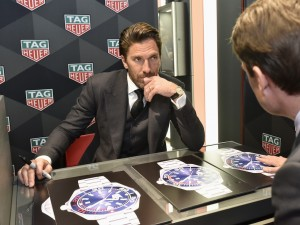 Haute Time's Exclusive One-On-One With TAG Heuer Ambassador Henrik Lundqvist Of The NY Rangers