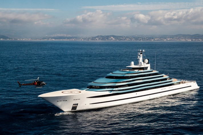 110m Oceanco Jubilee: A Celebration Of Magnificence