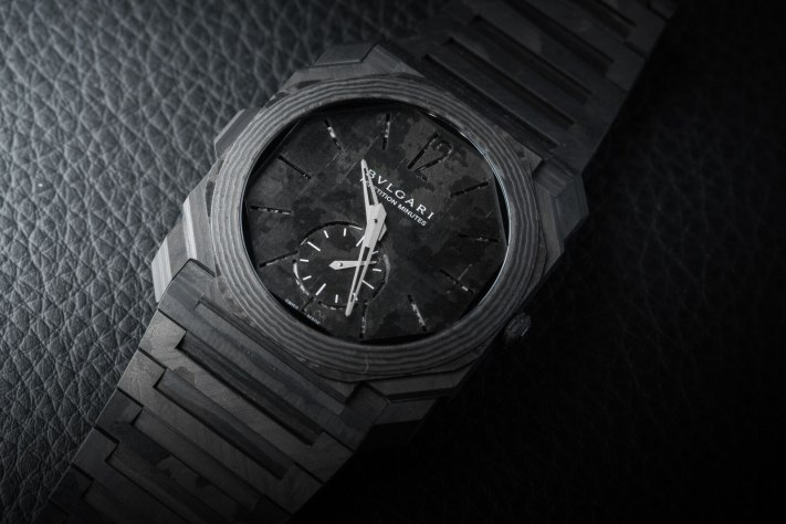 Four Watches That Are 'Carbon Cool'