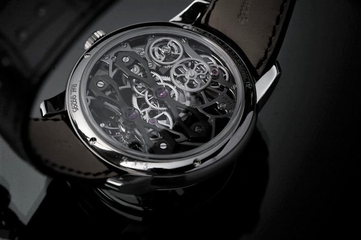 Contemporary Skeleton Watches: The New Art of Space