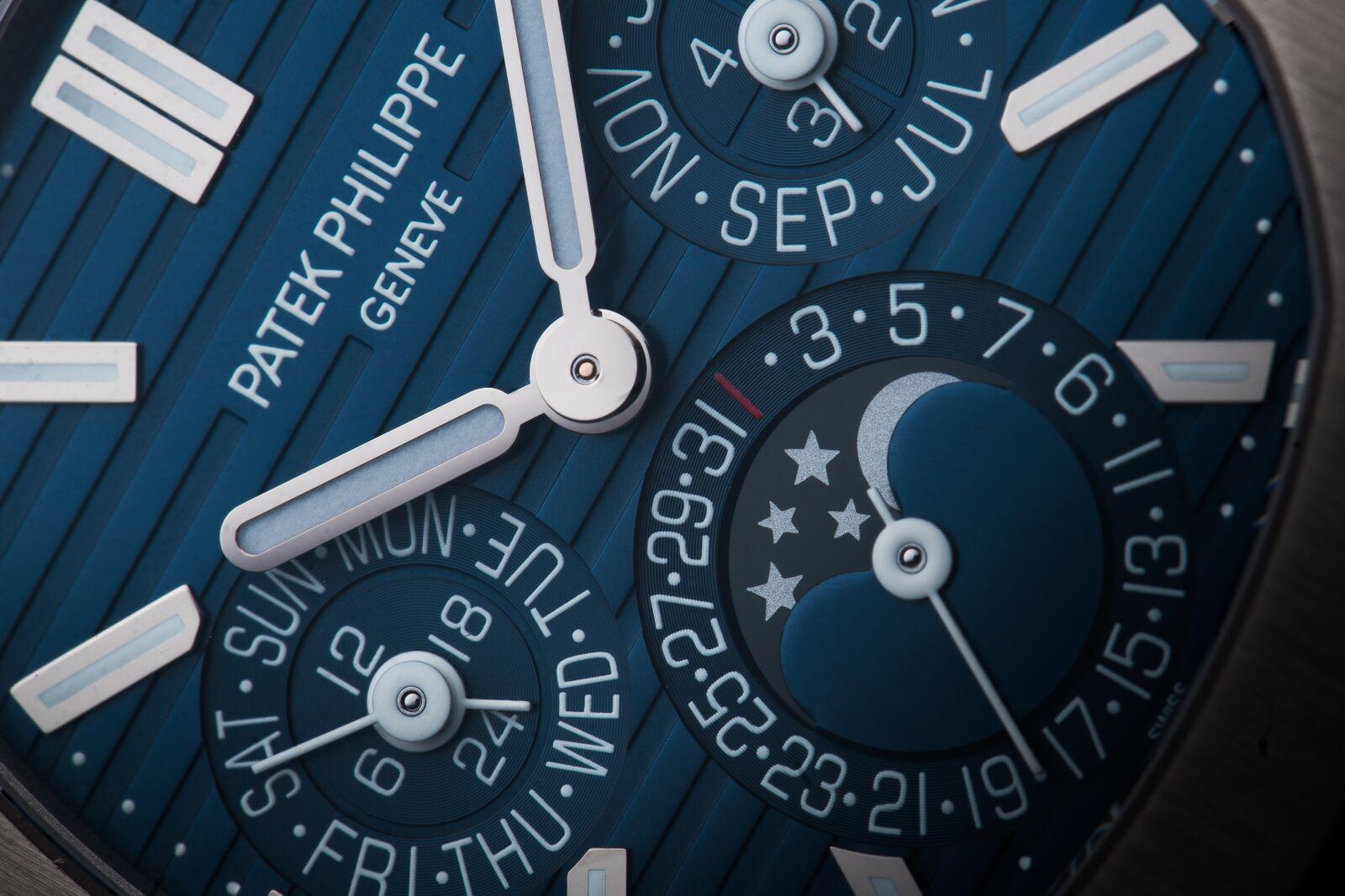 Patek Philippe Nautilus Perpetual Calendar