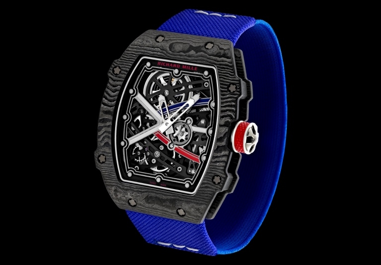 Sebastien Ogier's watch