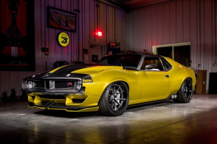 Ringbrothers AMC Javelin: A Javelin By Another Name Is Defiant!