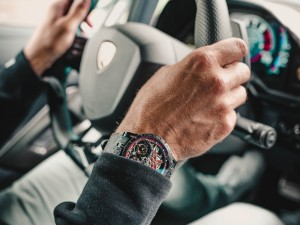 Red Hot Roger Dubuis Excalibur Spider Pirelli Double Tourbillon To Mark 2018 Run To Monaco