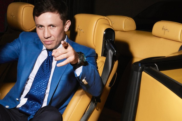 Why Boxing Champ GGG Is One Of The Quietest, But Also Most Dangerous Men In The World