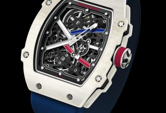 Richard Mille Presents RM 67-02, Its Lightest Sports Watch