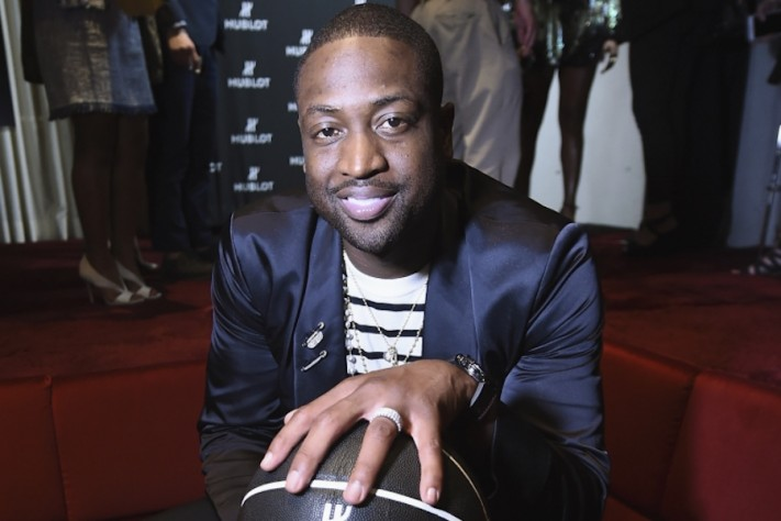 Hublot Hosts NBA Draft 'Watch' Party With Dwyane Wade At Spring Place In New York