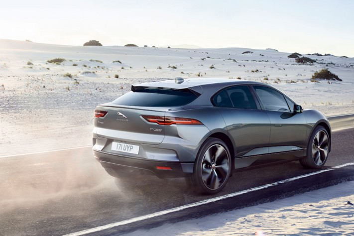 Legacy Luxury Car Maker, Jaguar Launches All-Electric I-Pace Model