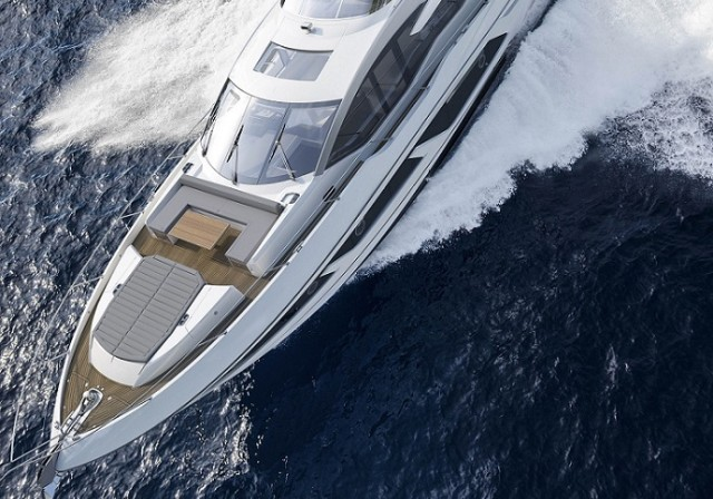 Sunseeker International Debuts 74 Sport Yacht At Cannes Yachting Festival