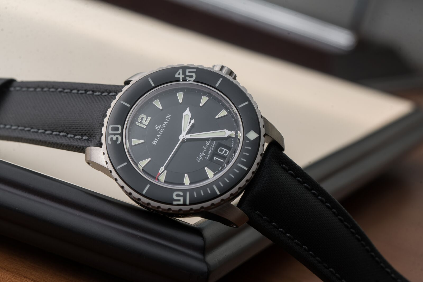 Blancpain Fifty Fathoms Automatique Grande Date