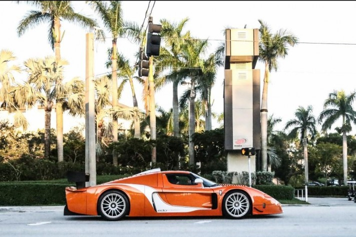 Inaugural Exotics On Las Olas Brings Rare, Custom Luxury Autos To South Florida