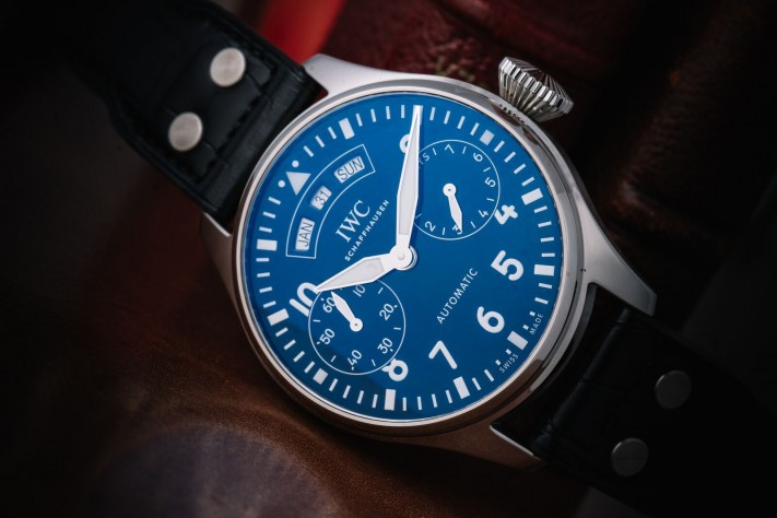 Fly Away With Me: Four Watches Made For The Blue Skies